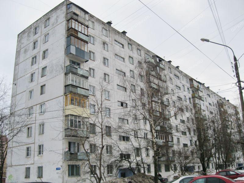 двухкомнатная квартира на улице Маршала Голованова дом 27