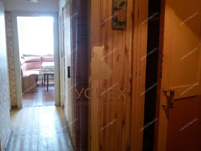 двухкомнатная квартира на улице Дзержинского дом 80 город Балахна