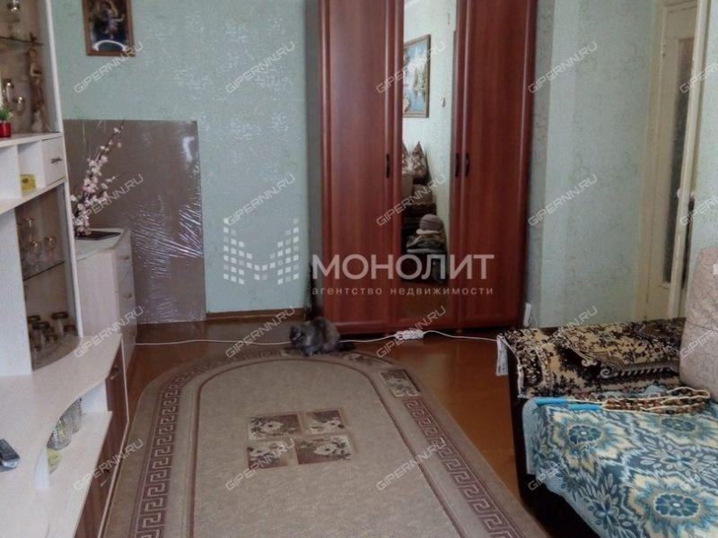 двухкомнатная квартира на улице Генерала Штеменко дом 6