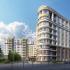 трёхкомнатная квартира в новостройке на Славянской улице