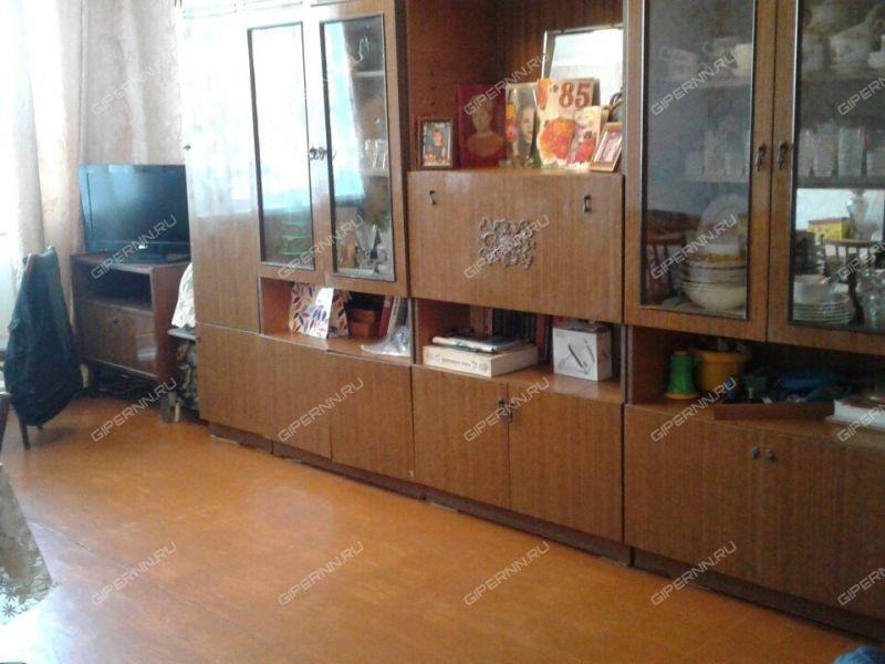 двухкомнатная квартира на Угарова улица дом 19 город Володарск