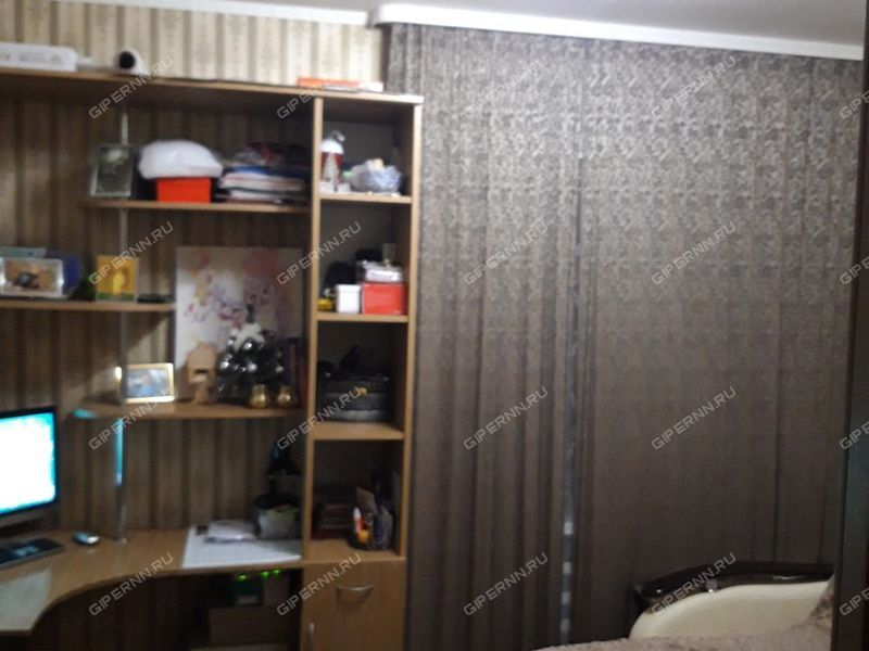 двухкомнатная квартира на улице Заводская дом 15 к2