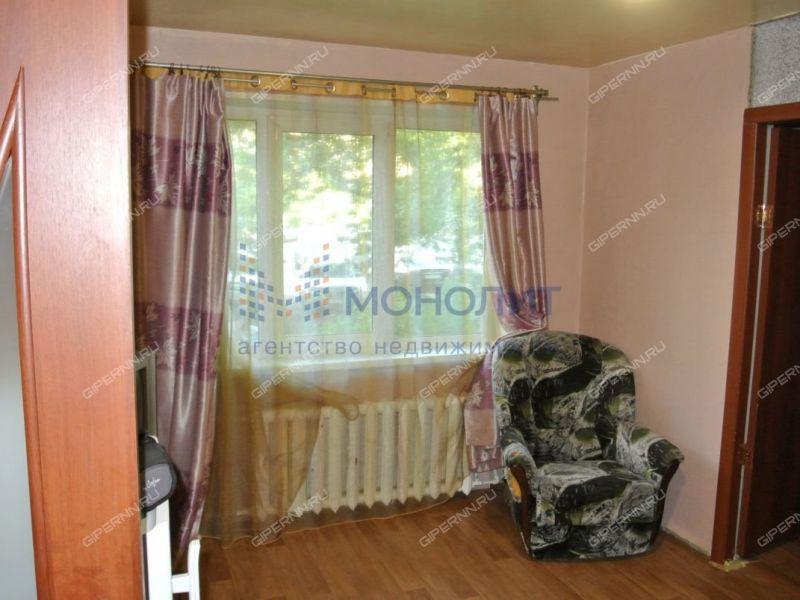 двухкомнатная квартира на проспекте Ленина дом 22