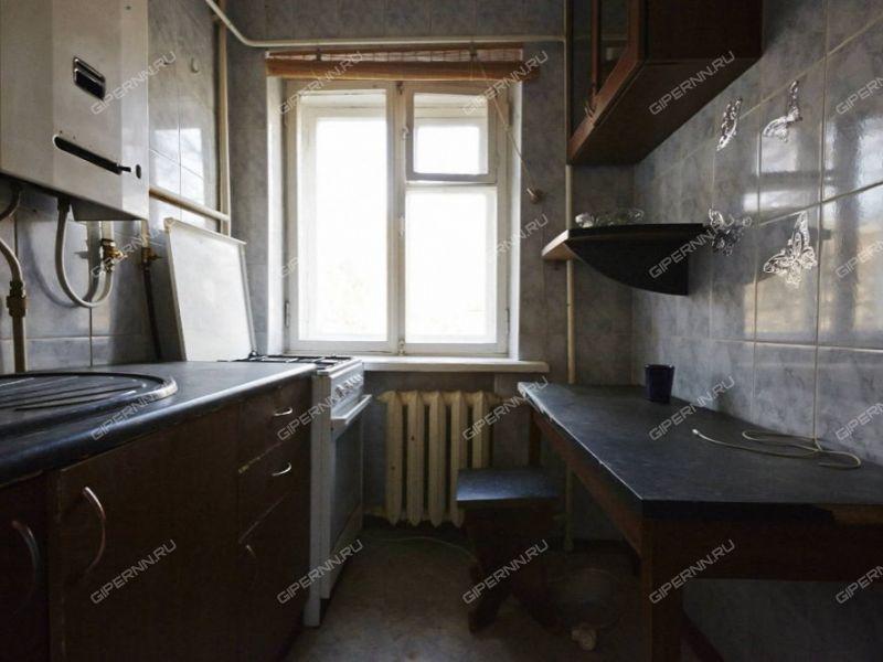 двухкомнатная квартира в Ярмарочном проезде дом 6
