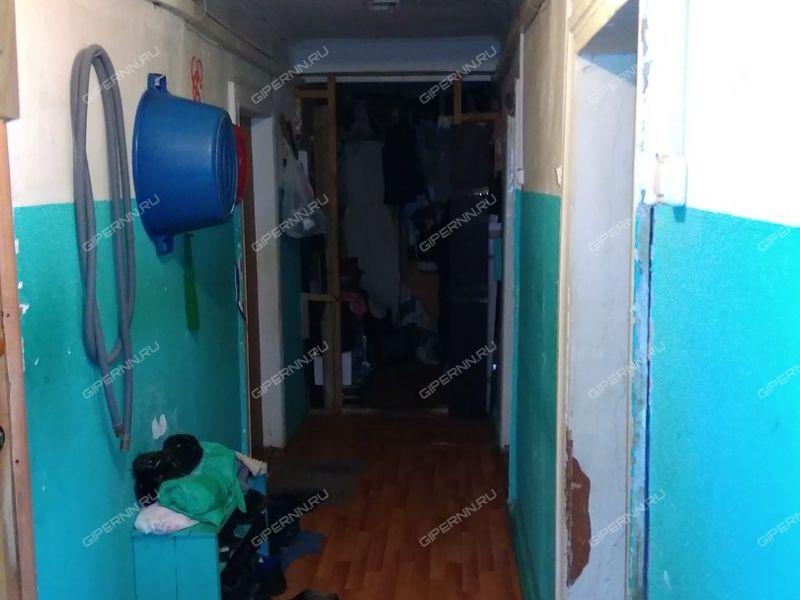 комната в доме 14 на улице Бекетова