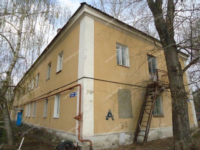 улица Маршала Воронова, 8 фото