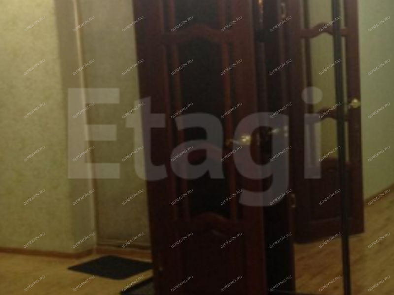 однокомнатная квартира на улице Маршала Голованова дом 11