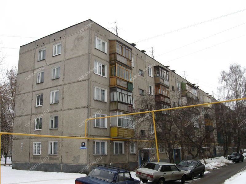 улица Мельникова, 18 фото