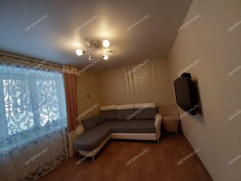 двухкомнатная квартира на улице Вячеслава Шишкова дом 3