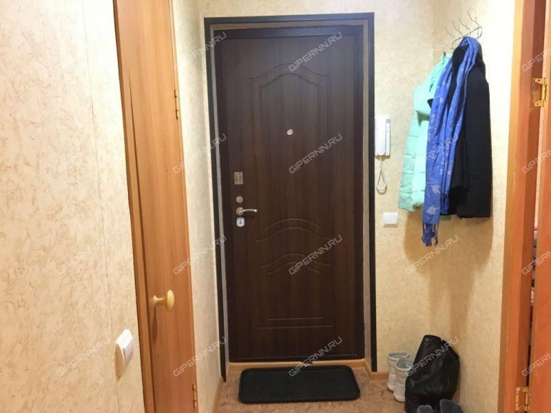 однокомнатная квартира на улице Богородская дом 8 посёлок Новинки
