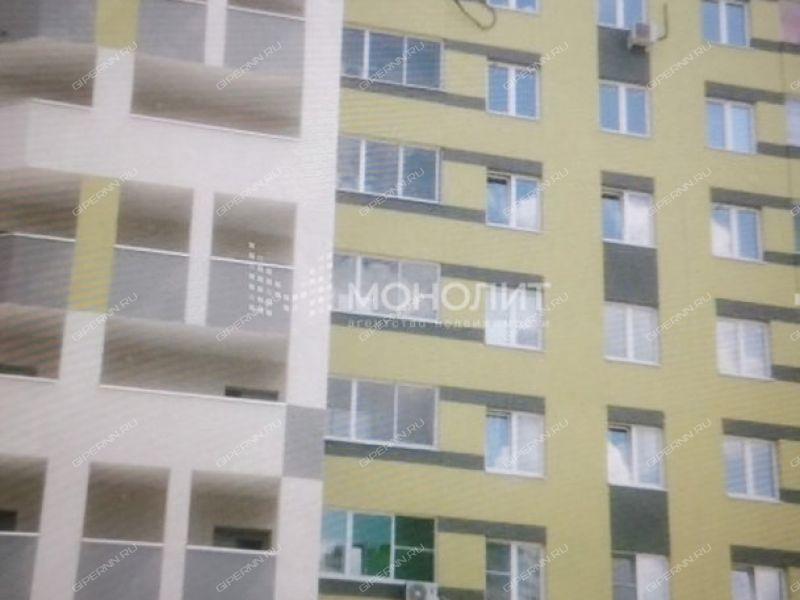 однокомнатная квартира на улице Вятская дом 8