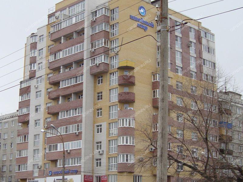 двухкомнатная квартира на улице Краснодонцев дом 19 к1