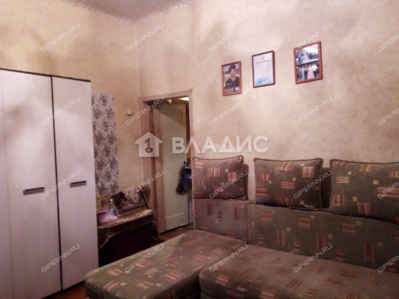 однокомнатная квартира на улице Долгополова дом 18