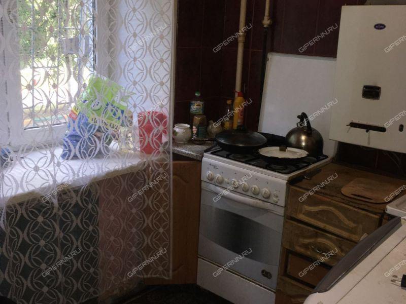 трёхкомнатная квартира на улице Кащенко дом 21