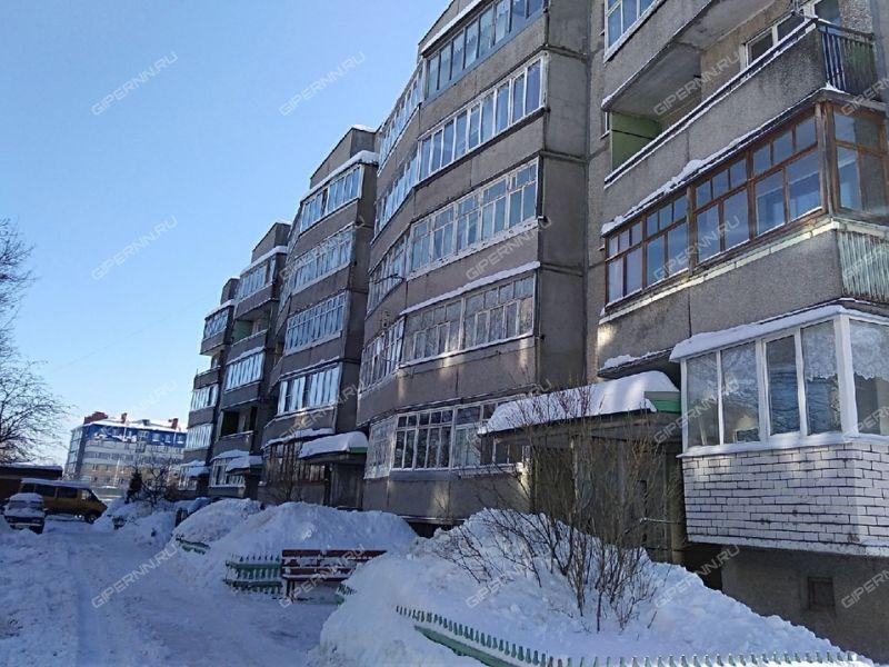 двухкомнатная квартира на улице Карла Маркса дом 32А город Богородск