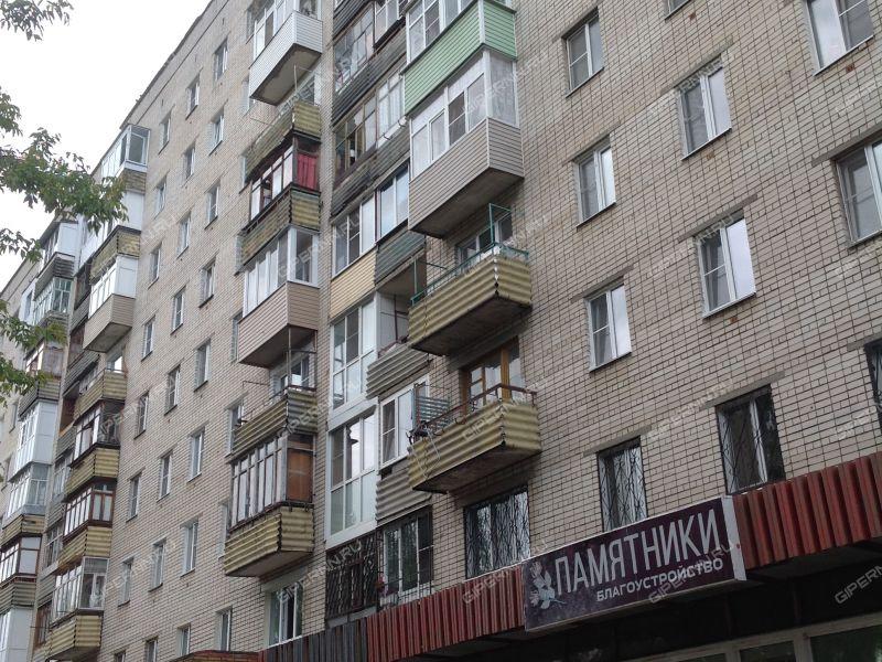 двухкомнатная квартира в микрорайоне 2-й дом 20 город Кстово