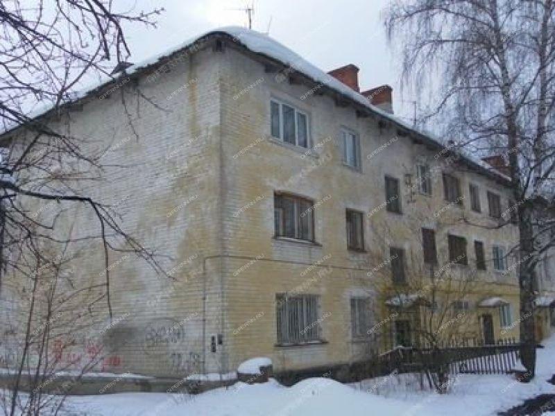 однокомнатная квартира на улице Циолковского дом 42