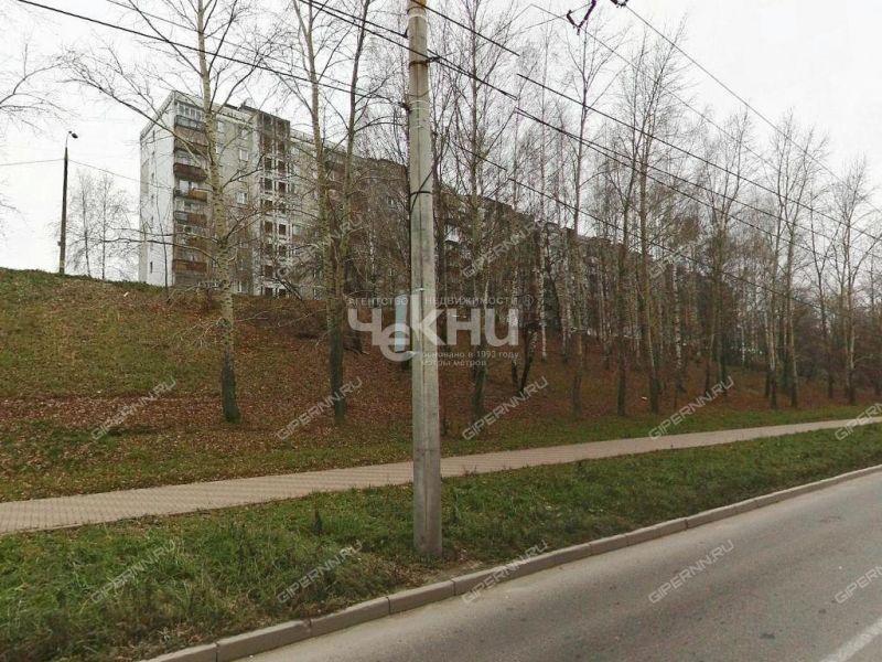 трёхкомнатная квартира на улице Бринского дом 2 к1