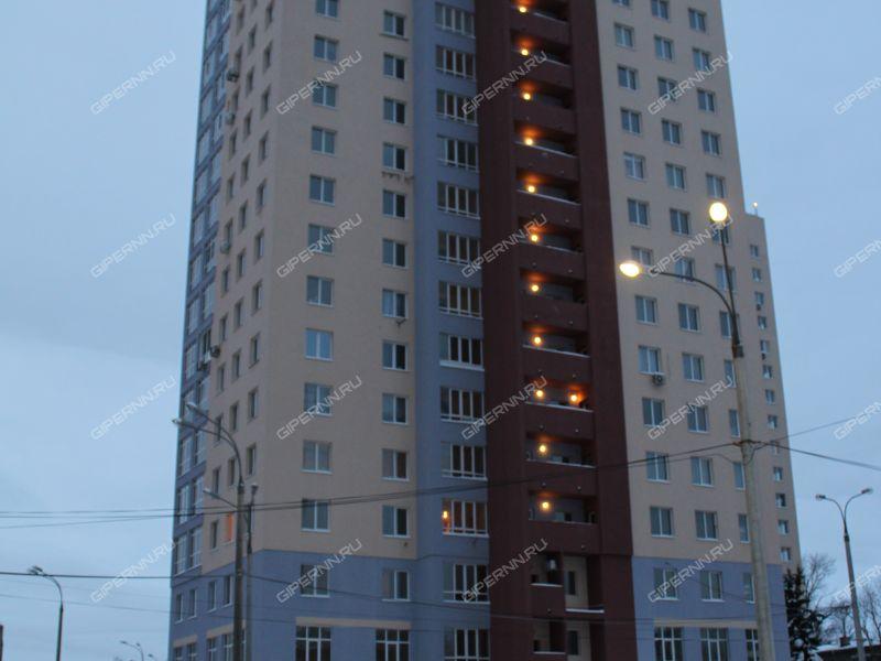 однокомнатная квартира на Краснозвёздной улице дом 25