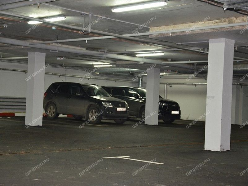 гараж на бульваре Мещерский