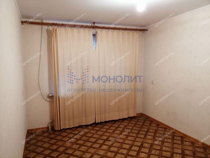 трёхкомнатная квартира на улице 1-й микрорайон Щербинки дом 10