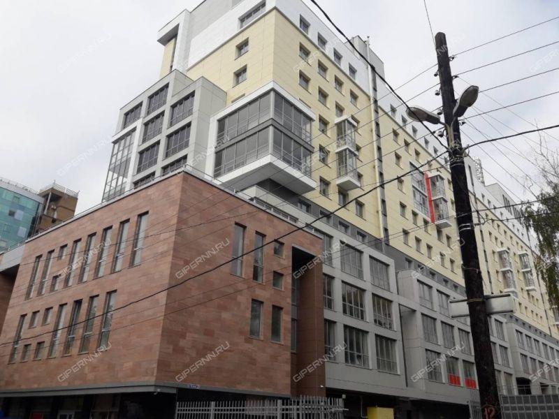 трёхкомнатная квартира на улице Нестерова дом 22