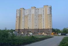 14 жилых домов на 2,6 тысячи квартир ввели в Нижнем Новгороде за полгода