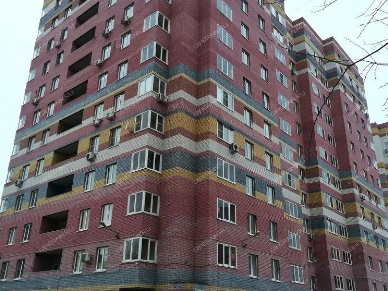 однокомнатная квартира на Московском шоссе дом 33А