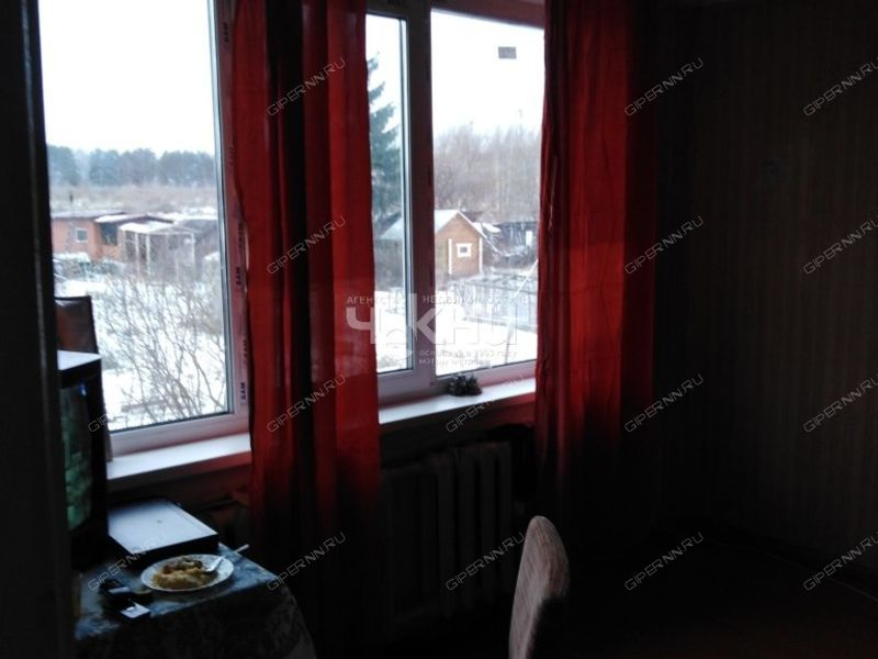 двухкомнатная квартира на Строительной улице дом 17 посёлок Окский