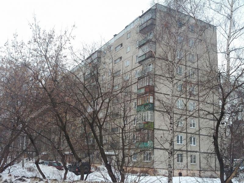 двухкомнатная квартира на улице Льва Толстого дом 6