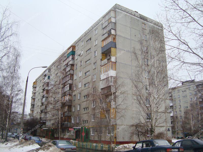 однокомнатная квартира на улице Краснодонцев дом 21 к1