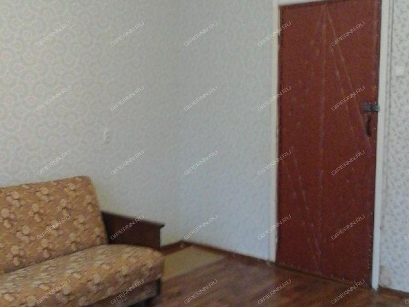 комната в доме 35 на улице Васильева