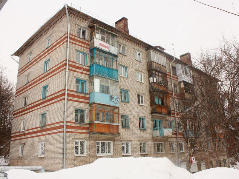 гараж на улице Пушкина