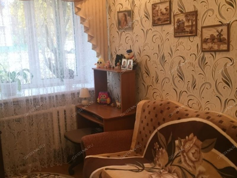 трёхкомнатная квартира на улице Котельникова дом 68 город Богородск