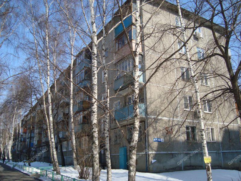однокомнатная квартира на улице Академика Баха дом 9 к1