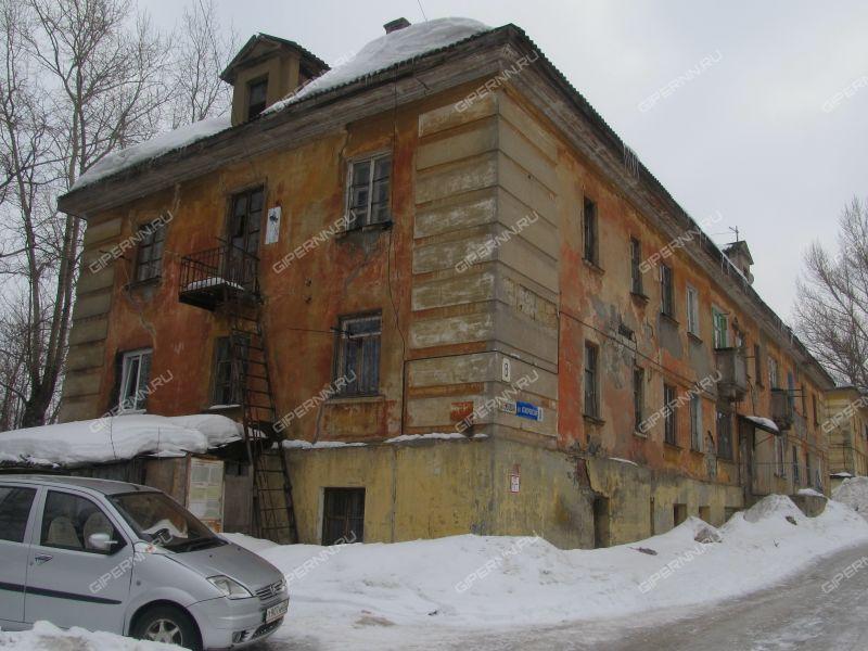 Кемеровская улица, 8 фото