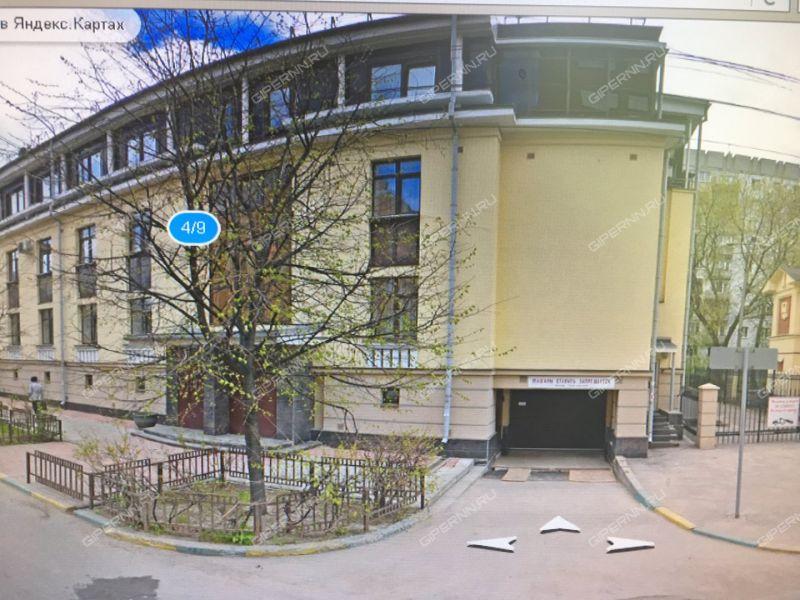 парковочное место на улице Минина