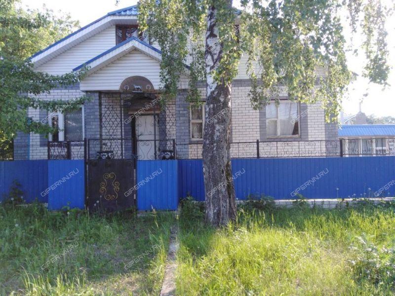 дом на улице Новошкольная