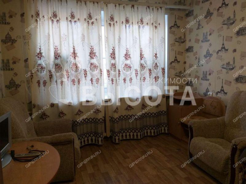 двухкомнатная квартира на улице Козицкого дом 6