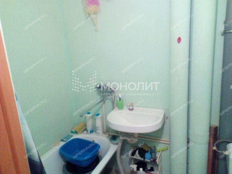 однокомнатная квартира на улице Докучаева дом 26 рабочий посёлок Сокольское