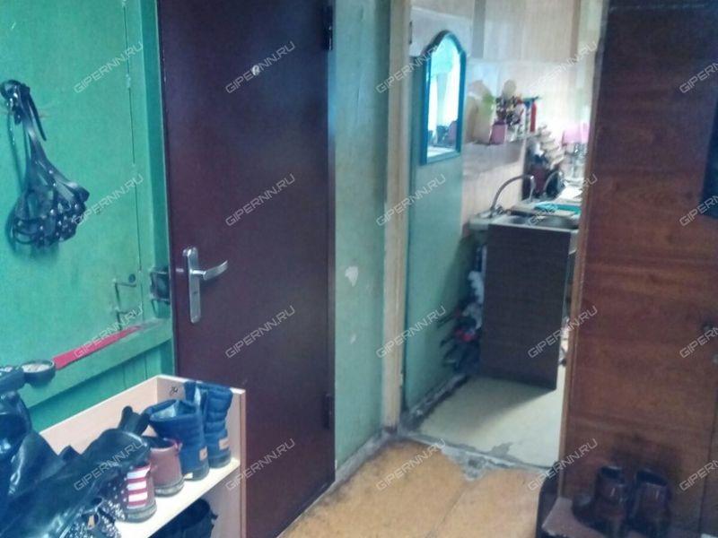 комната в доме 15а на улице Дружаева