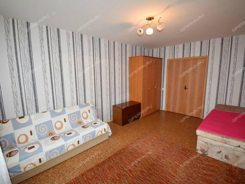 однокомнатная квартира на улице 1-й микрорайон Щербинки дом 13 к1