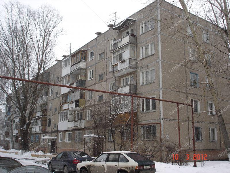 двухкомнатная квартира в 6-м микрорайоне дом 35