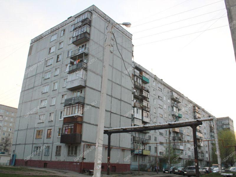 двухкомнатная квартира на улице Львовская дом 10