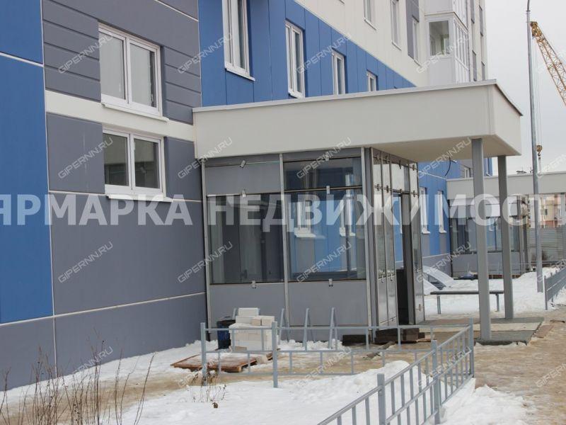 квартира-студия на улице Бориса Видяева дом 14