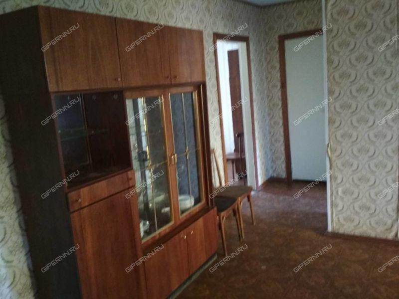 двухкомнатная квартира на Новой улице дом 4 рабочий посёлок Юганец