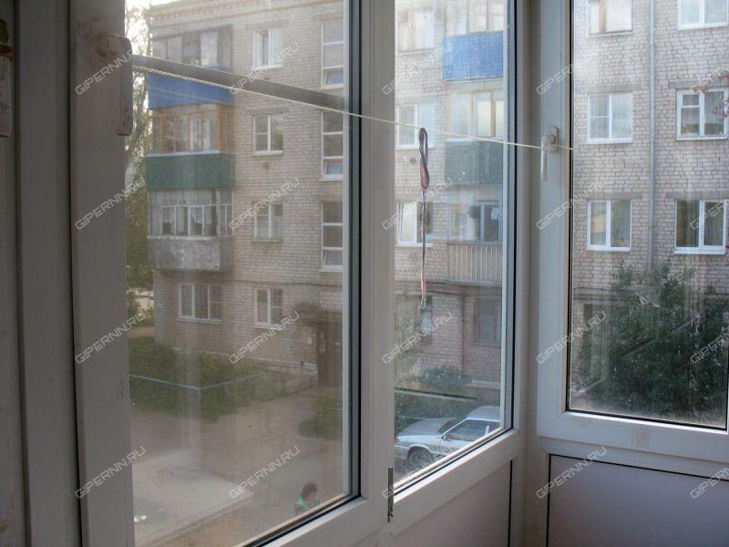 однокомнатная квартира на улице Героя Сутырина дом 8 город Кстово