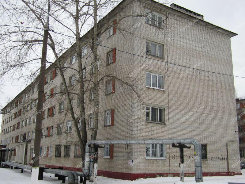 однокомнатная квартира на улице Мончегорская дом 11а к2