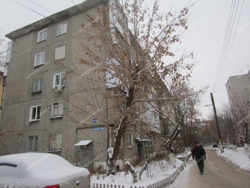 трёхкомнатная квартира на проспекте Циолковского дом 46 город Дзержинск